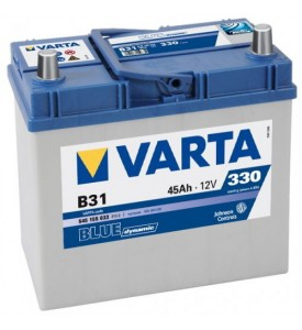 Batteria  45AH (B31) VARTA BLUE DYNAMIC 545 155 033 - 330A
