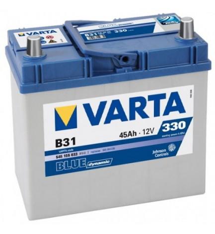 Batteria  45AH (B31) VARTA BLUE DYNAMIC 545 155 033 - 330A
