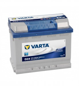 Batteria 60AH (D24) VARTA BLUE DYNAMIC 560 408 054 - 540A