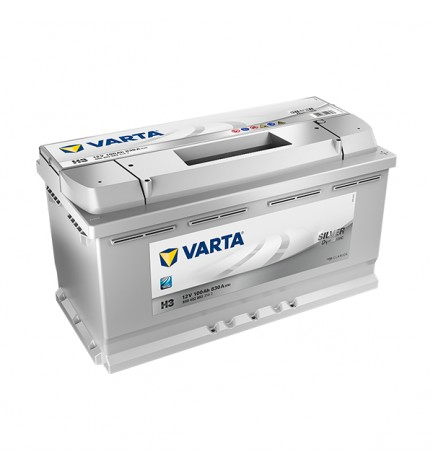 Batteria 100AH (H3) 830A VARTA Silver Dynamic