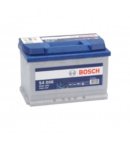 Batteria Auto Bosch 74AH 0092S40080 680A
