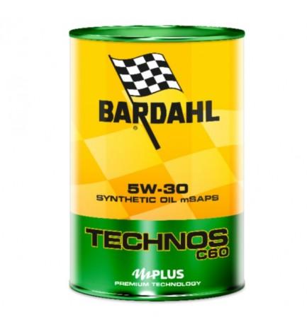Bardahl TECHNOS C60 5w30 mSAPS lt 1