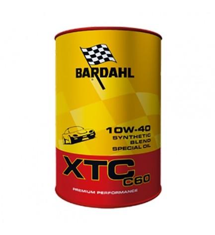 Bardahl XTC C60 10w40 lt1