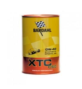 Bardahl XTC C60 0W-40
